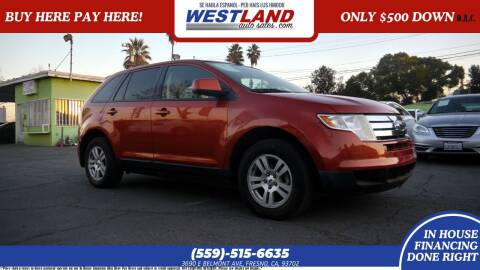 2008 Ford Edge for sale at Westland Auto Sales in Fresno CA