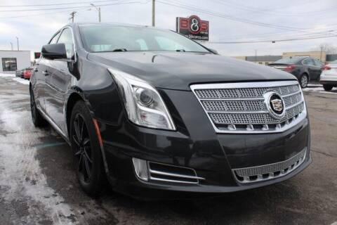 2013 Cadillac XTS for sale at B & B Car Co Inc. in Clinton Twp MI