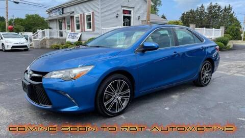 2016 Toyota Camry for sale at RBT Automotive LLC in Perry OH