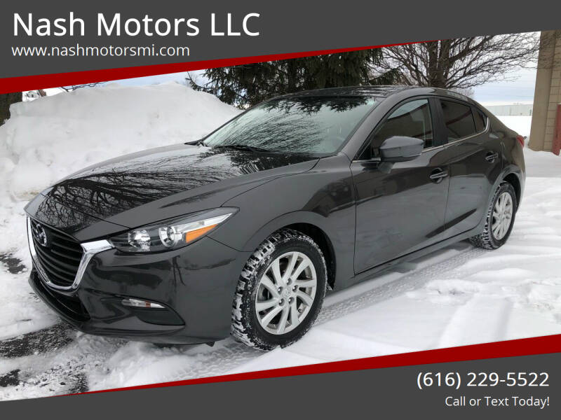 2018 Mazda MAZDA3 for sale at Nash Motors LLC in Hudsonville MI
