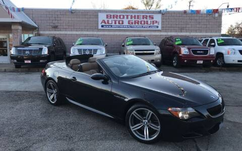 2007 BMW M6 for sale at Brothers Auto Group in Youngstown OH