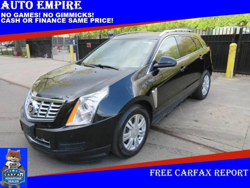 2016 Cadillac SRX for sale at Auto Empire in Brooklyn NY