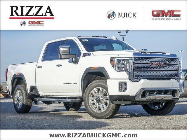 2021 GMC Sierra 2500HD for sale at Rizza Buick GMC Cadillac in Tinley Park IL