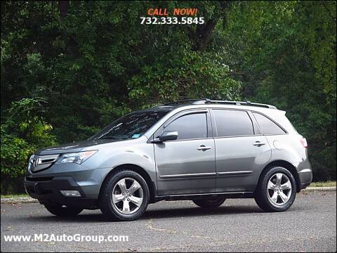 2008 Acura MDX for sale at M2 Auto Group Llc. EAST BRUNSWICK in East Brunswick NJ