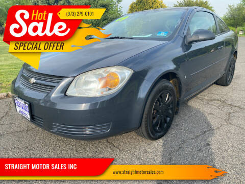 2009 Chevrolet Cobalt for sale at STRAIGHT MOTOR SALES INC in Paterson NJ