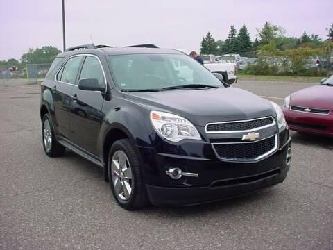 2012 Chevrolet Equinox for sale at VOA Auto Sales in Pontiac MI