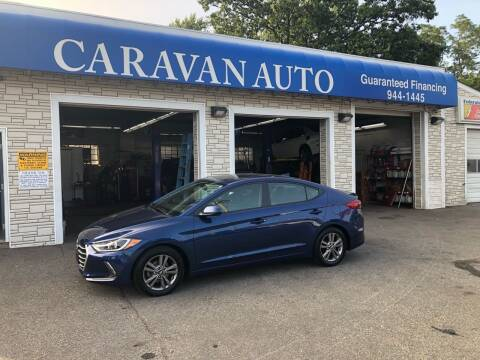 2017 Hyundai Elantra for sale at Caravan Auto in Cranston RI