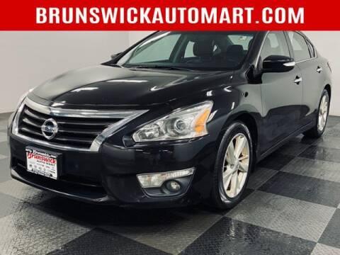 2015 Nissan Altima for sale at Brunswick Auto Mart in Brunswick OH