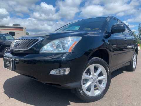 2008 Lexus RX 350 for sale at LUXURY IMPORTS in Hermantown MN