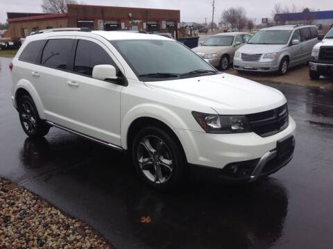 2017 Dodge Journey for sale at Bruns & Sons Auto in Plover WI