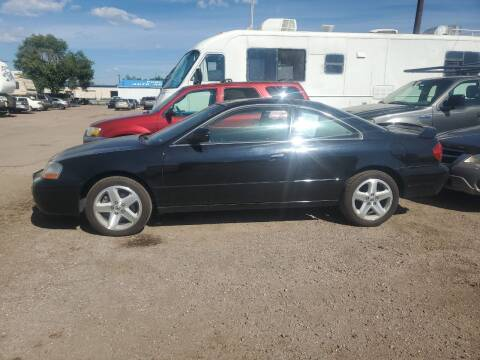 2001 Acura CL for sale at PYRAMID MOTORS - Fountain Lot in Fountain CO