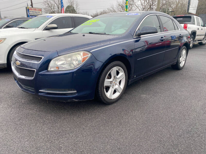 2009 Chevrolet Malibu for sale at Cars for Less in Phenix City AL