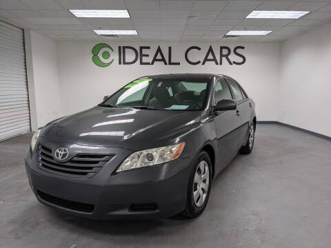 2008 Toyota Camry for sale at Ideal Cars Broadway in Mesa AZ