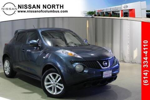 2014 Nissan JUKE for sale at Auto Center of Columbus in Columbus OH