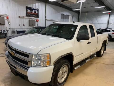 2009 Chevrolet Silverado 1500 for sale at Used a Bit Auto Sales in Fargo ND