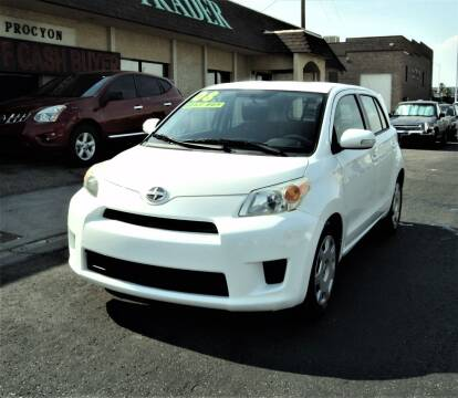 2008 Scion xD for sale at DESERT AUTO TRADER in Las Vegas NV