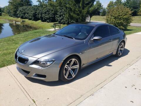2008 BMW M6 for sale at Exclusive Automotive in West Chester OH