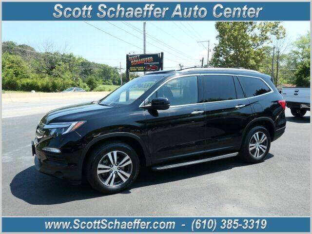 2018 Honda Pilot for sale at Scott Schaeffer Auto Center in Birdsboro PA