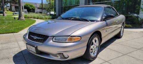 1998 Chrysler Sebring for sale at Top Motors in San Jose CA