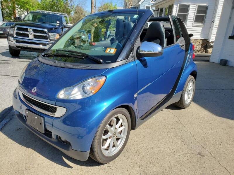 2008 Smart fortwo for sale at Carroll Street Auto in Manchester NH