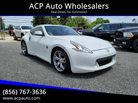 2009 Nissan 370Z for sale at ACP Auto Wholesalers in Berlin NJ