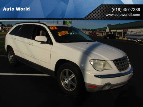 2007 Chrysler Pacifica for sale at Auto World in Carbondale IL