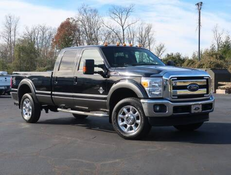 2016 Ford F-350 Super Duty for sale at Stearns Ford in Burlington NC