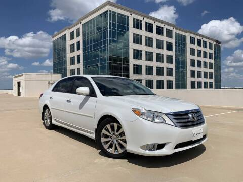 2012 Toyota Avalon for sale at SIGNATURE Sales & Consignment in Austin TX