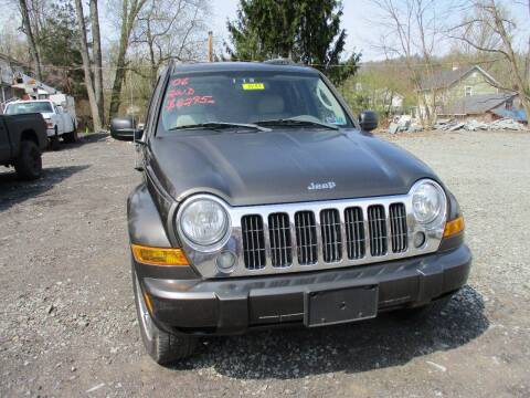 2006 Jeep Liberty for sale at FERNWOOD AUTO SALES in Nicholson PA