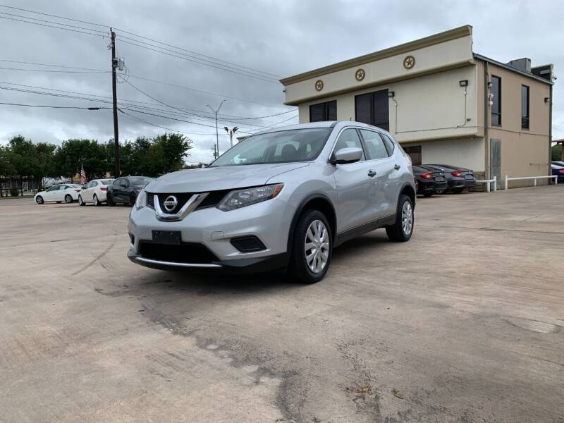 2016 Nissan Rogue S 4dr Crossover - Houston TX