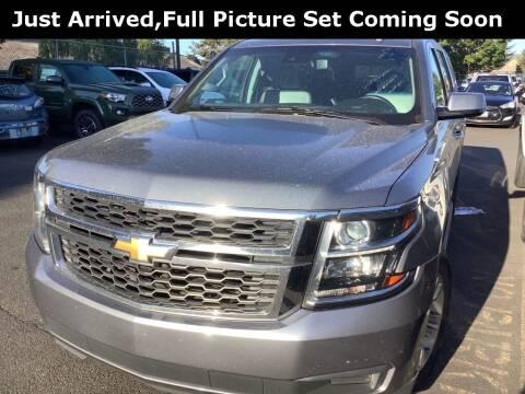 2019 Chevrolet Suburban for sale at Royal Moore Custom Finance in Hillsboro OR