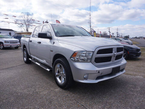 2015 RAM Ram Pickup 1500 for sale at BLUE RIBBON MOTORS in Baton Rouge LA