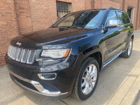 2014 Jeep Grand Cherokee for sale at Domestic Travels Auto Sales in Cleveland OH