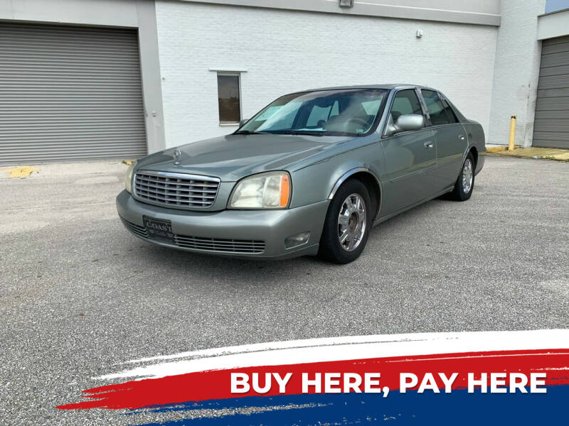 2005 Cadillac DeVille for sale at Mid City Motors Auto Sales - Mid City North in N Fort Myers FL