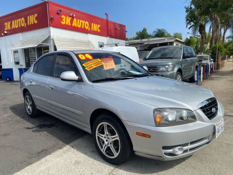 2004 Hyundai Elantra for sale at 3K Auto in Escondido CA