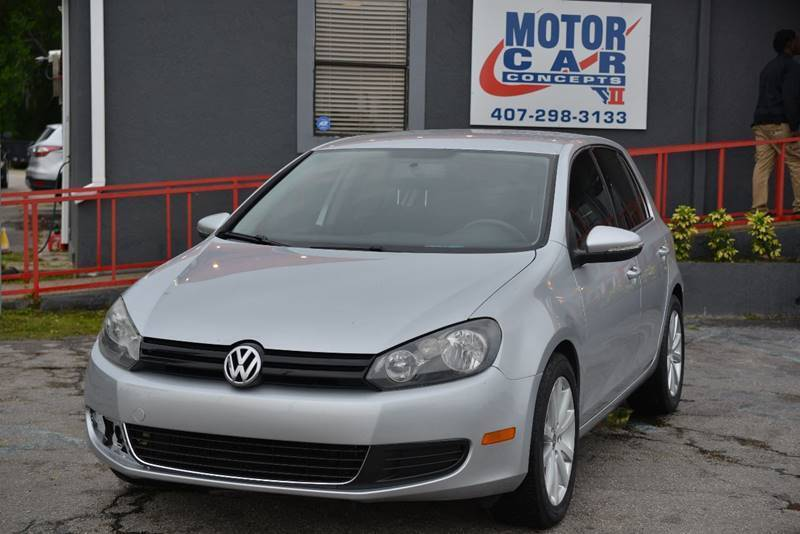 2011 Volkswagen Golf for sale at Motor Car Concepts II - Kirkman Location in Orlando FL