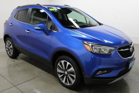 2017 Buick Encore for sale at Bob Clapper Automotive, Inc in Janesville WI