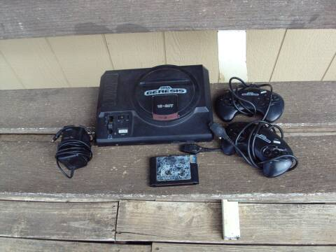 Genesis Sega for sale at BENHAM AUTO INC - Peace of Mind Treasures and More Store in Lubbock TX