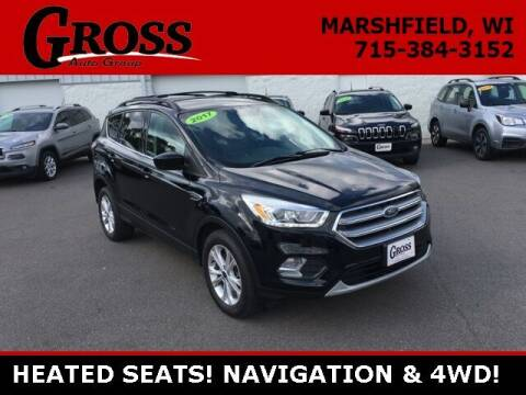 2017 Ford Escape for sale at Gross Motors of Marshfield in Marshfield WI