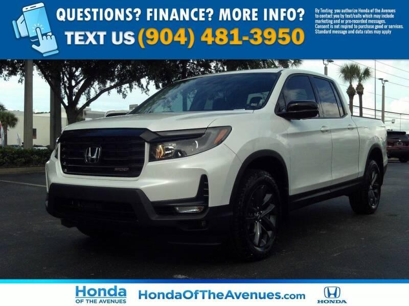 2021 Honda Ridgeline for sale in Jacksonville, FL