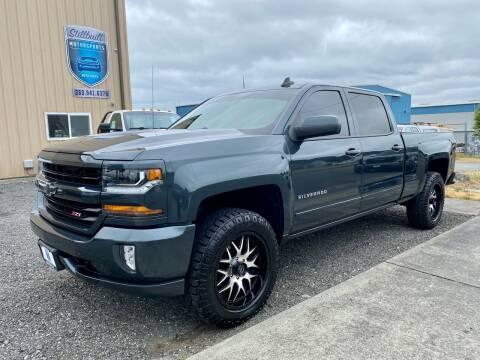 2018 Chevrolet Silverado 1500 for sale at STILLBUILT MOTORSPORTS in Anacortes WA