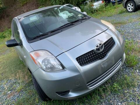2008 Toyota Yaris for sale at D & M Discount Auto Sales in Stafford VA
