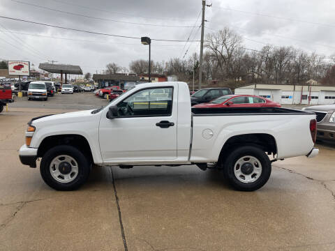 2012 Chevrolet Colorado for sale at GRC OF KC in Gladstone MO