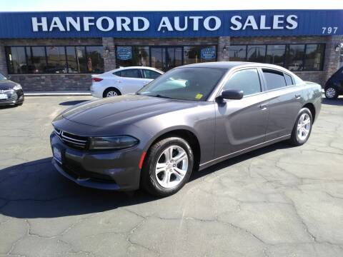 2015 Dodge Charger for sale at Hanford Auto Sales in Hanford CA