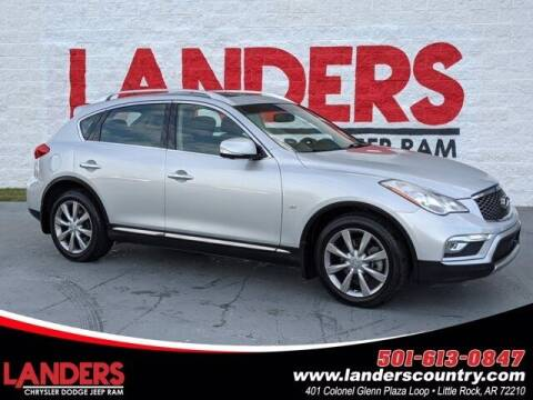 2017 Infiniti QX50 for sale at The Car Guy powered by Landers CDJR in Little Rock AR