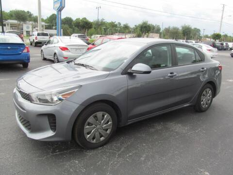 2019 Kia Rio for sale at Blue Book Cars in Sanford FL
