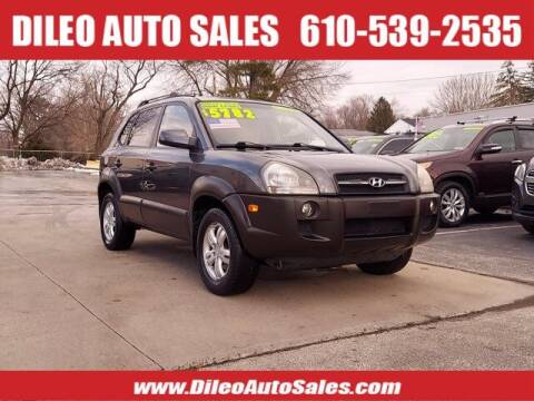 2007 Hyundai Tucson for sale at Dileo Auto Sales in Norristown PA