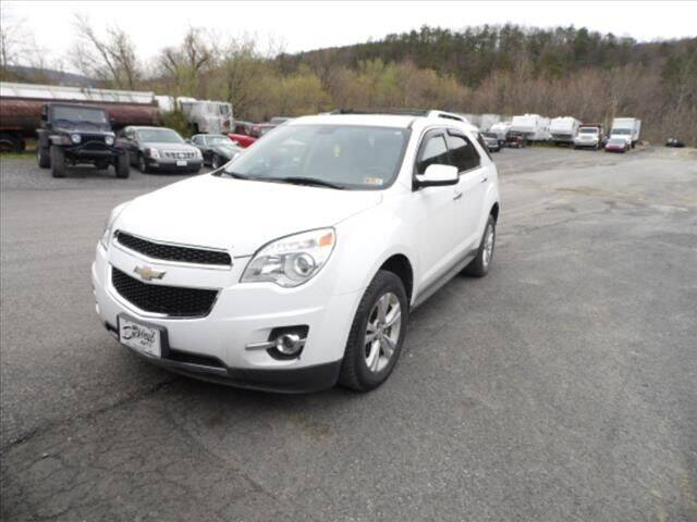 2010 Chevrolet Equinox for sale at BUCKLEY'S AUTO in Romney WV