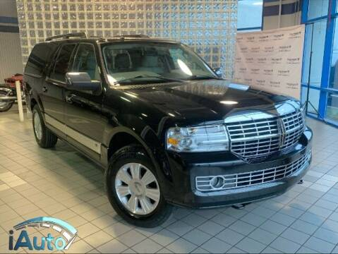 2014 Lincoln Navigator L for sale at iAuto in Cincinnati OH