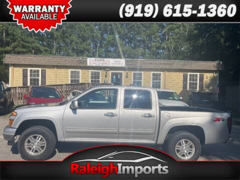 2012 Chevrolet Colorado for sale at Raleigh Imports in Raleigh NC